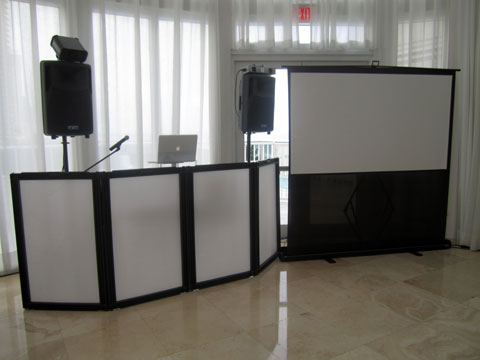 HD Video Projection Services