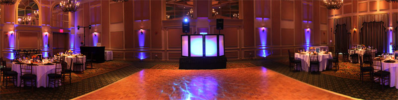 Miami DJ Uplighting